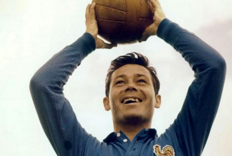 The 13 untouchable goals of Just Fontaine in the World Cup of 1958