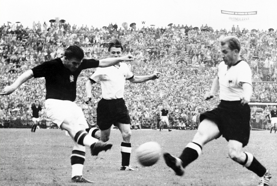 1954 Football World Cup: The Miracle of Bern