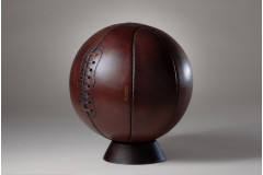 The basketball ball of pioneers