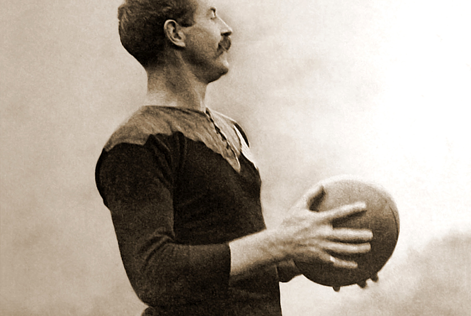 Dave Gallaher, soul of the All Blacks