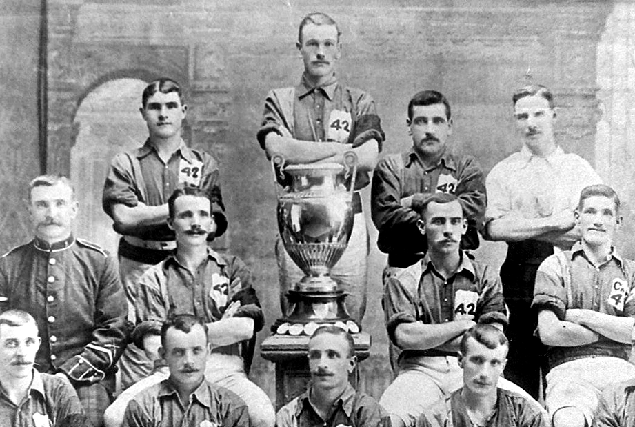 Sports in John Woodbridge's time: the Durand Cup