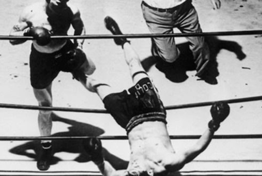 Tiger vs. Wild Bull, Dempsey-Firpo Battle of 1923