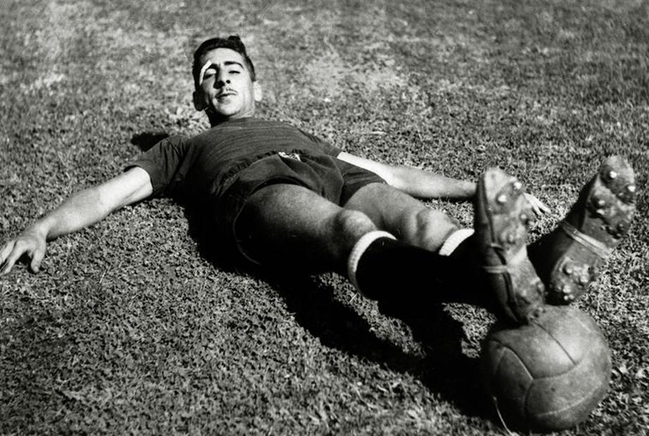 Alcides Ghiggia, the player who silenced Maracanã