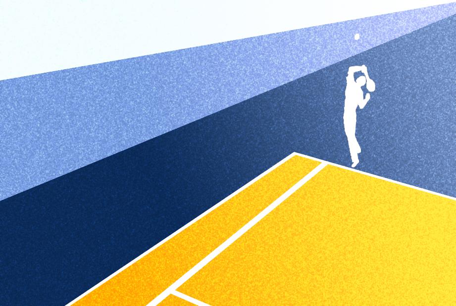 French origins of tennis